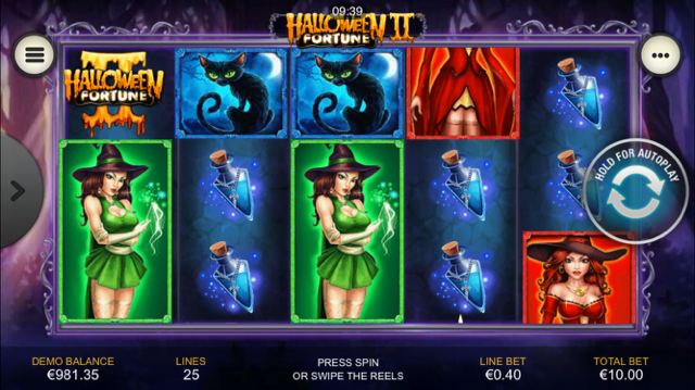 Halloween Fortune Slot -37954