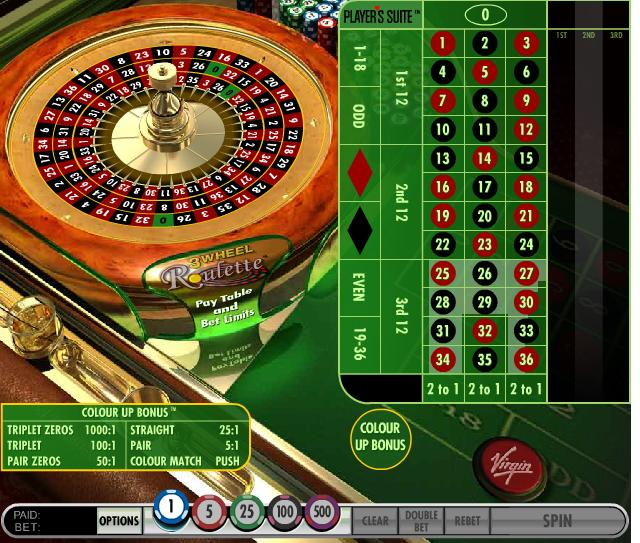 Free roulette -128542