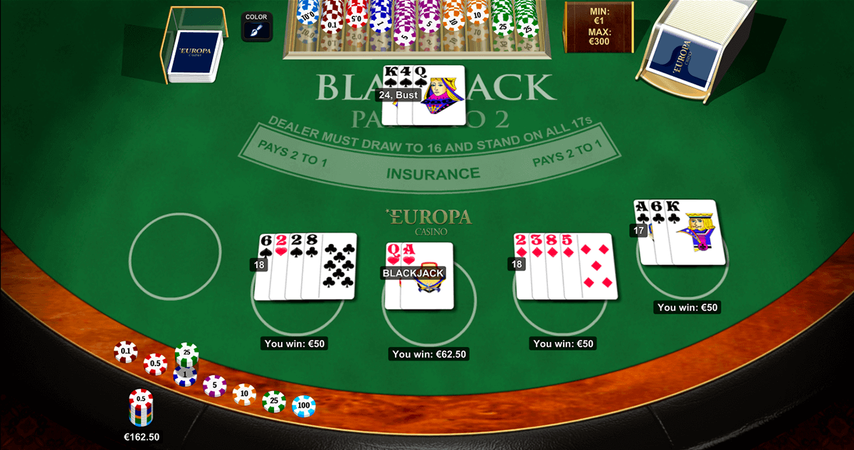 Blackjack counting cards -583876