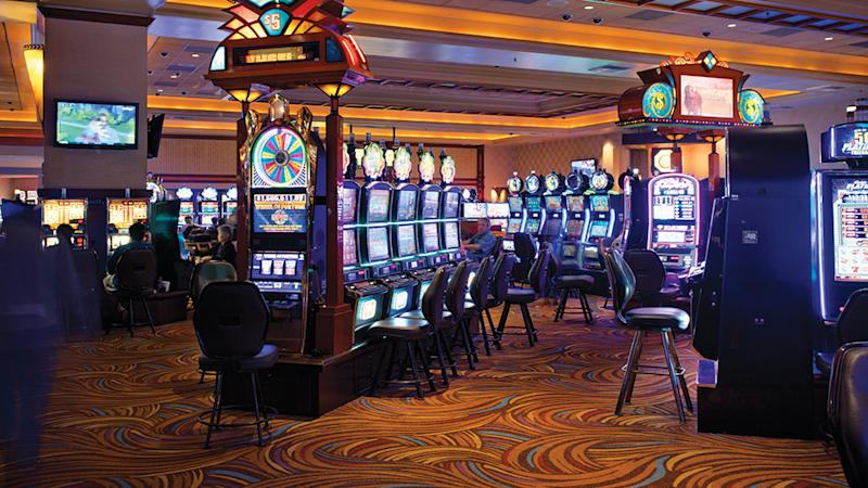 Casinos top list -814563