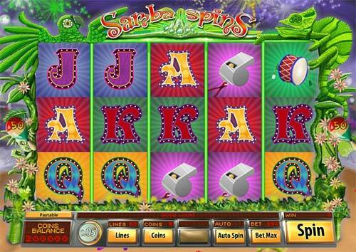 Free spins -106396