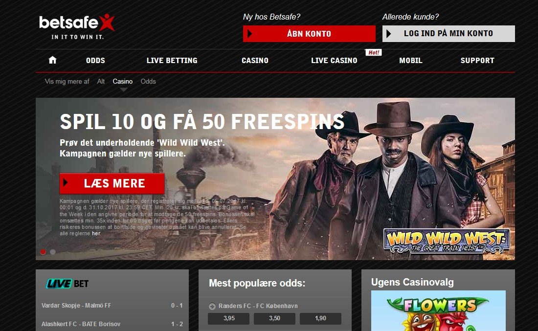 Betsafe poker casino -451427