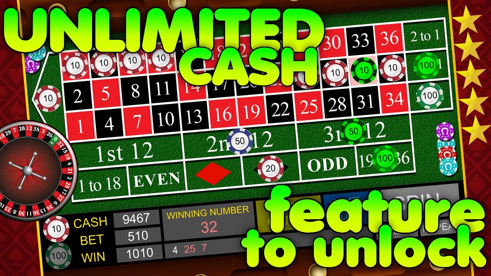 Free roulette -413189