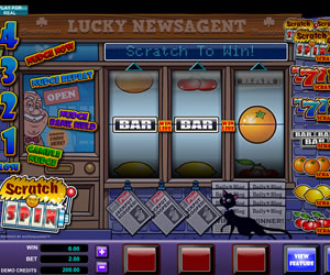Microgaming spelautomat Fruit -761129