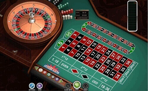 Roulette payout -89227
