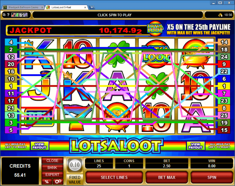 Roulette payout Wild -630604